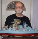 1/200 Bismarck by Terry Cornell