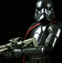 "Customized 6"" Black Series Captain Phasma"