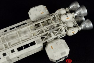 Built Round 2 Models 22 Space 1999 Eagle Transporter