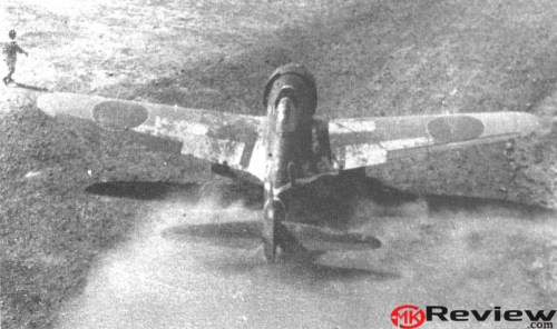 Ki-40 Hayabusa Peregrine Falcon