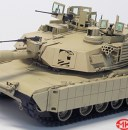 Academy Releases U.S. Army M1A2 TUSK II