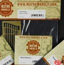 Photo etch sets from Matho Models