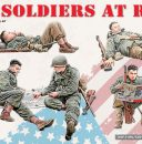 Miniart – U.S. SOLDIERS AT REST