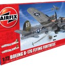 New Airfix Boeing B-17G Flying Fortress 1:72