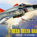Revell 1/48 F-102A Delta Dagger