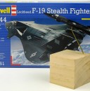Revell 1/144 scale Lockheed F-19 Stealth Fighter