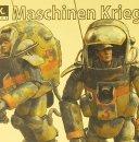 Hasegawa 1/35 PKA Ausf G Gustav Maschinen Krieger (2 kits) Limited Edition