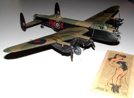 Dads Lanc and Miss X front right view