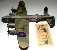 Dads lanc and Miss X left side view