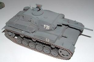 Steves' Pz III No. 1