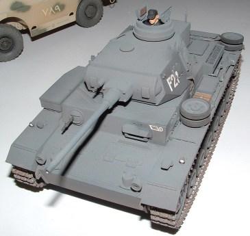 Steves' Pz-III No. 2