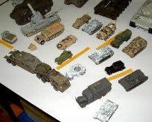 Zims armoured column