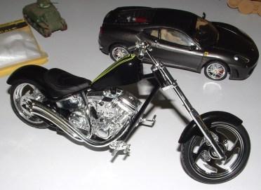 Craig's Harley