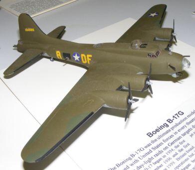 Leigh's B-17G