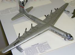 Leigh's B36 he now needs to build the 72nd scale version and enter it in Expo