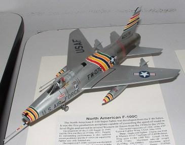 Leighs F-100d silver bird