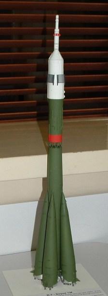 Leigh's Rocket