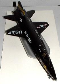 Leighs X-15