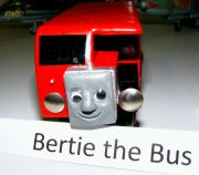 Marks Bertie the Bus, looks more like Cockeyed Colin