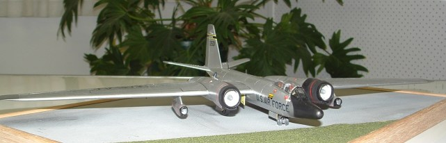 Mark's RB-57 front view