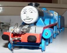 Mark's Thomas...give us a great big kiss look