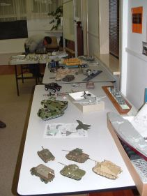 Model table overview
