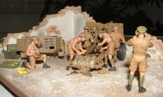 Nick's diorama officer...where the f#ck did that shell go