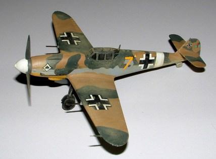 Rod's Me-109F very nice build