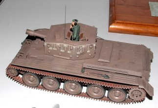 Steves' Centaur, alright a modified Cromwell