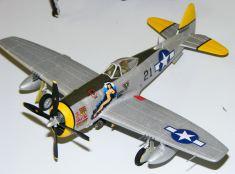 Steve's P-47N port side