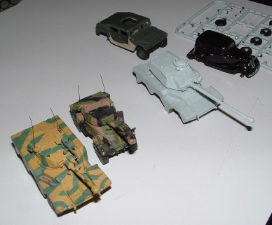 Zims small scale armour