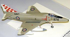 Leigh's A4-G Skyhawk