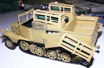 Len's rocket suuply vehicle