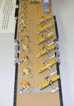 Matt's close up of Saratoga's flight deck