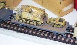 Matt's Marder being sent to the Eastern front
