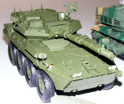 Mick's Spanish armoured car