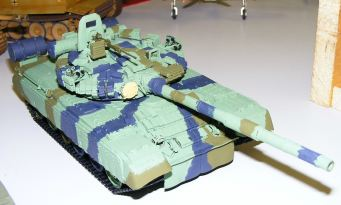 Mick's Ukranian T-80