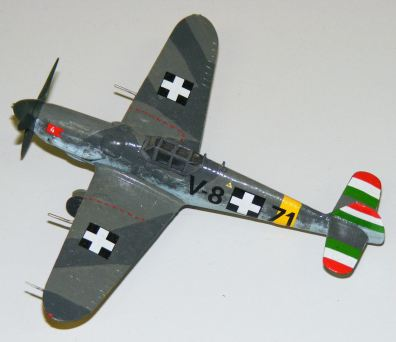 Rod's Hungarian Bf-109