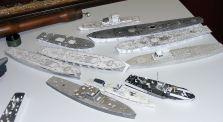 Roger's little ships WIP