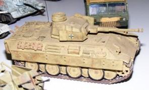 Zim's Panther mit Pz-IV turret