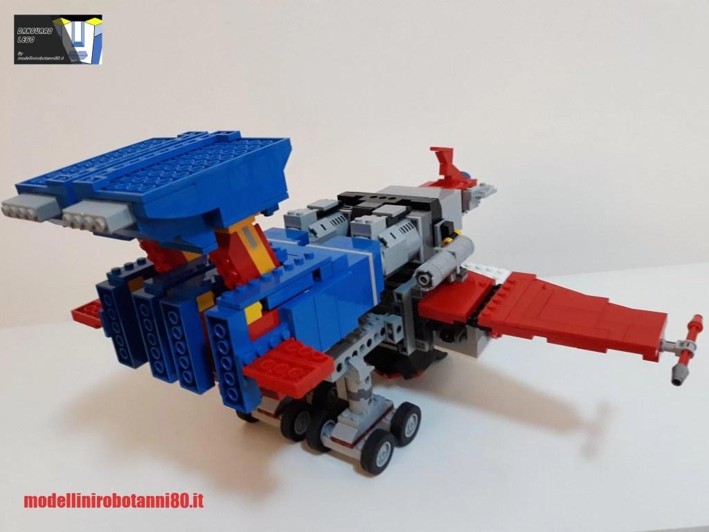 DANGUARD-LEGO-JUMBO SATELLIZZATORE