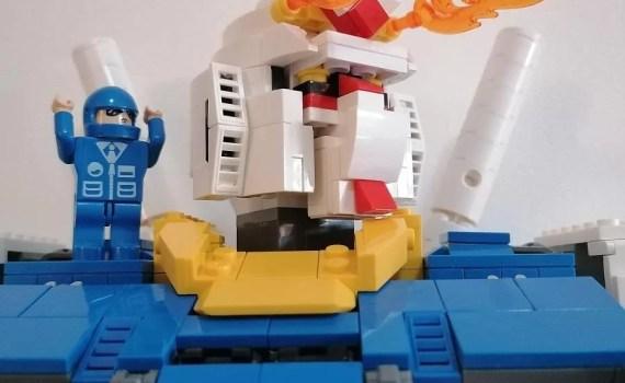 Gundam LEGO