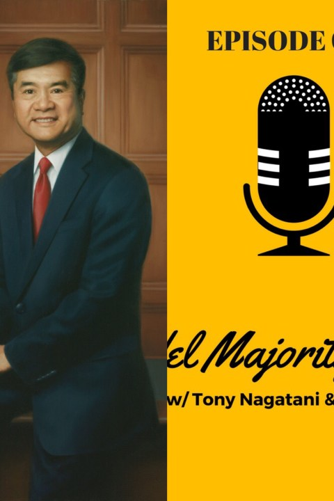 "019: ""We gotta be actively engaged!"" [Guest: Gov. Gary Locke]"