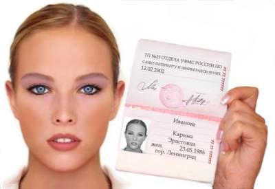 Для чего нужно фото с паспортом и скан паспорта