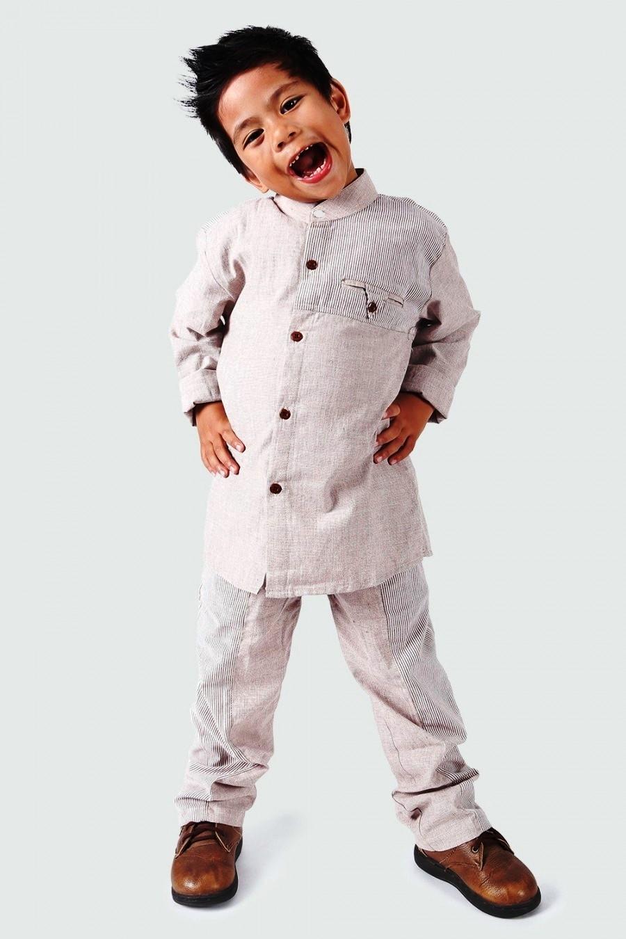 Baju Lebaran Anak-Anak yang Keren dan Modern