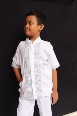 Baju Lebaran Anak Laki-Laki Paling Modern
