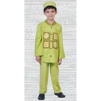 Baju Lebaran untuk Anak Laki-Laki