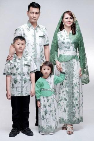 Batik Sarimbit untuk Baju Lebaran Keluarga Terbaru Tahun Ini