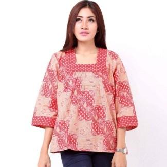 Pilihan Baju Batik yang Pas untuk Wanita Gemuk