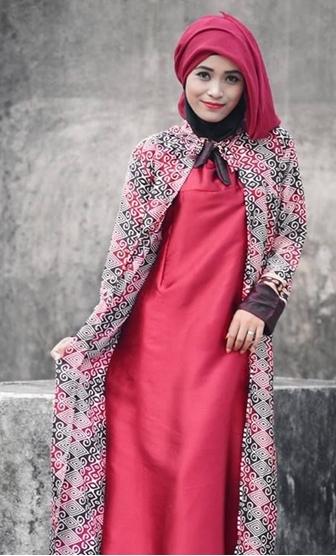 55+ Model Baju Batik Kombinasi Terlengkap: Kain Polos ...